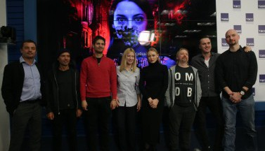 Оксана Акиньшина и компания на предРАССВЕТной пресс-конференции (ФОТО, ВИДЕО)