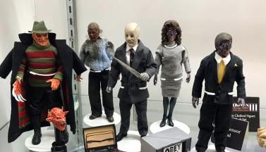 Лучшие хоррор-фигурки на Toy Fair (50 ФОТО)