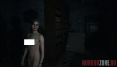 Специальный мод полностью раздевает героиню Resident Evil 2