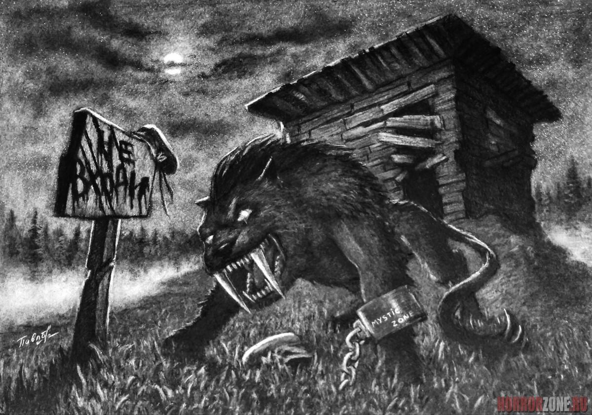 Хэллоуинские и другие ужасы от Mystic Zone