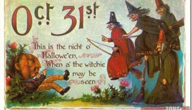 31 октября, Хэллоуин!