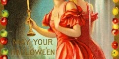 Пусть твои желания исполнятся на Хэллоуин