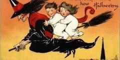 Ведьма и малыши