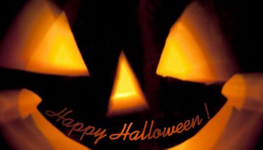 Веселого Хэллоуина!