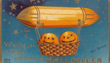 Наилучшие пожелания на Хэллоуин
