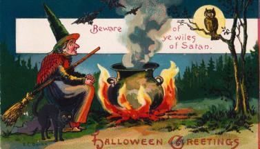 Ведьмовской Хэллоуин