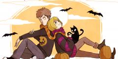 Встречайте Хэллоуин с любимыми