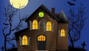 Дом. Специально для Хэллоуина
