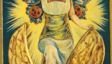 Пусть хэллоуинская фея принесет вам удачу
