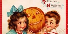 Всего хорошего на Хэллоуин!