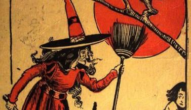 Старая злая ведьма