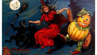 Салемский шабаш на Хэллоуин