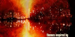 Themes Inspired By War Of The Worlds