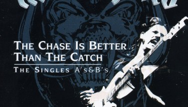 The Chase Is Better Than the Catch - The Singles A's & B's