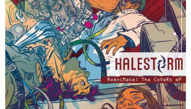 ReAniMate: The CoVeRs eP