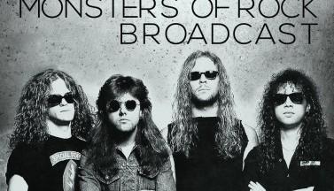 Monsters of Rock Broadcast