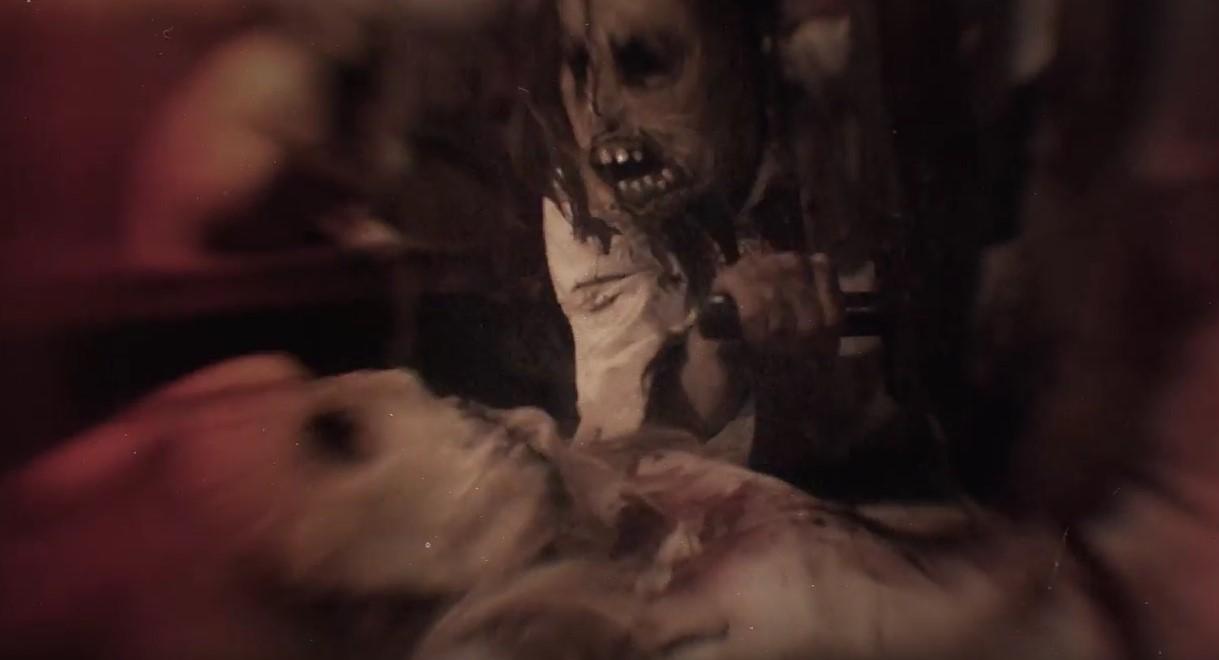 Посмотреть фильм ужасов мистика 2018