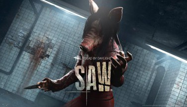 Dead by Daylight. The Saw Chapter