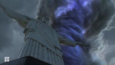 Последний акулий торнадо: Время пришло. Тизер