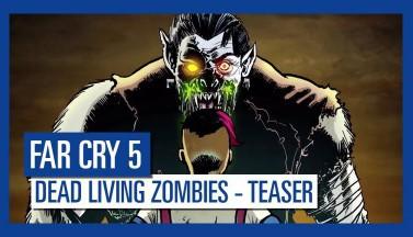 Far Cry 5: День лютых зомби - тизер