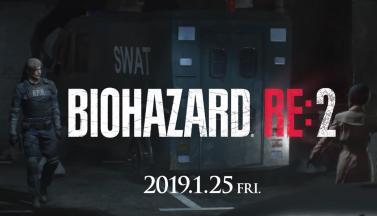 Resident Evil 2 Clip