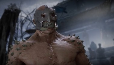 Mortal Kombat 11 Towers of Time gameplay footage with Baraka and Skarlet
