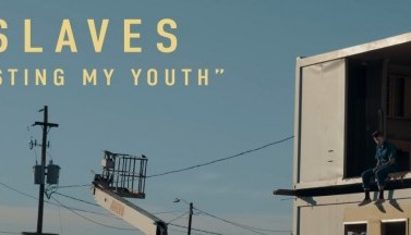 Slaves. Клип Wasting My Youth