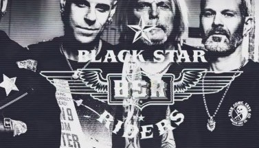 Black Star Riders. Candidate For Heartbreak (Official Lyric Video)