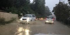 Потопы в Сочи (ФОТО, ВИДЕО)