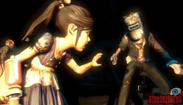 BioShock 2: Sea of Dreams. Скриншоты