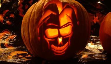 Что-то страшное грядет в Санкт-Петербурге на Хэллоуин...