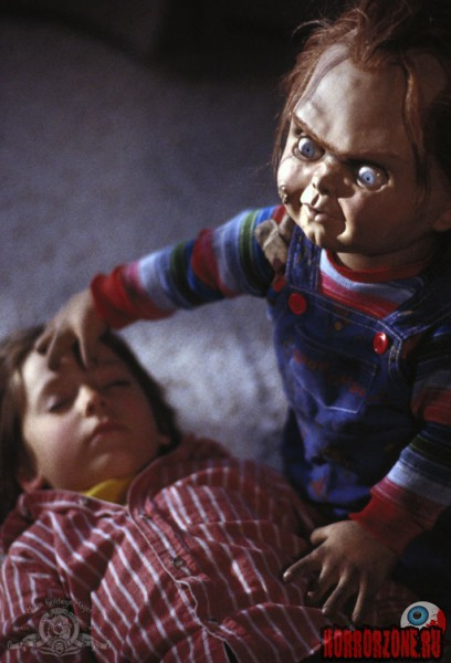 Didnt like anything else to the bathchucky. Dolls even looked a day