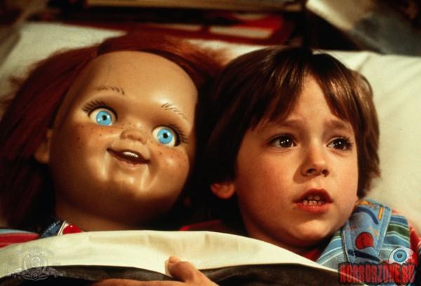 как создавали куклу убийцу чаки видео