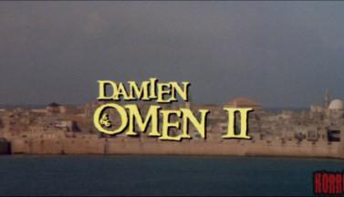 Омен 2: Дэмиен. Кадры