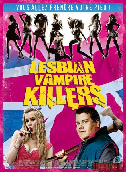 Скачать фильм Убийцы лесбиянок-вампирш (2009) HDRip /1400MB бесплатно, без смс