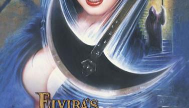 Эльвира - повелительница тьмы 2. Постеры