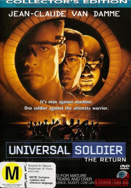 Universal soldier 1999