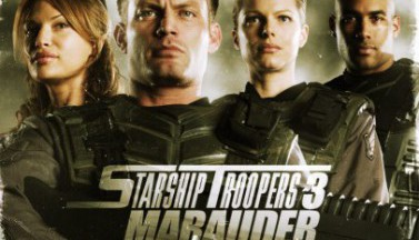 Звездный десант 3: Мародер. Постеры