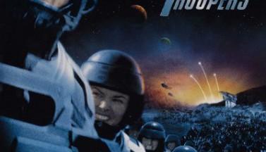 Звездный десант. Постеры
