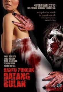 Менструирующий призрак Пункак (фильм)