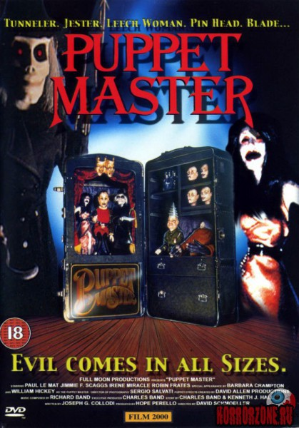 Puppetmaster 1989 Hollywood Movie Watch Online.