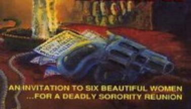 Сестры смерти. Постеры