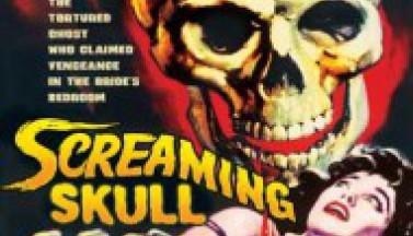 Кричащий череп (1958). Постеры