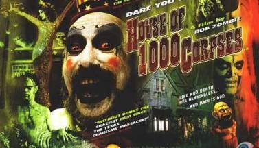 Дом 1000 трупов. Постеры
