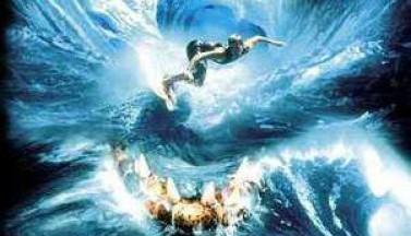 Кровавый серфинг. Постеры