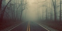 Жуткая дорога