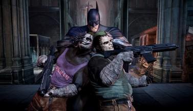 Тише Бэтмен, тише... (часть первая)