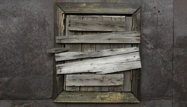 Дом без окон, без дверей