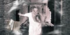 49 самых страшных призраков которых запечатлели очевидцы! + бонус видео подарок)