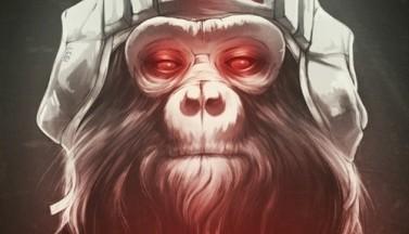 Внутри обезьяны